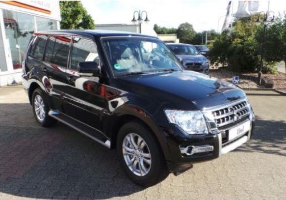MITSUBISHI PAJERO 3.2 D-ID DIAMOND EDITION (7SEATS)