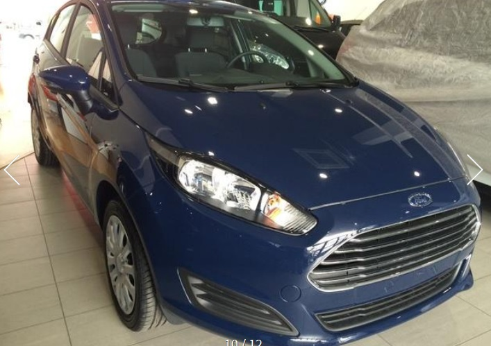 FORD FIESTA 1.5 TDCI TREND SPANISH REGISTERED