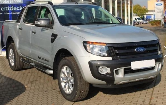 FORD RANGER 3.2 4X4 WILDTRACK
