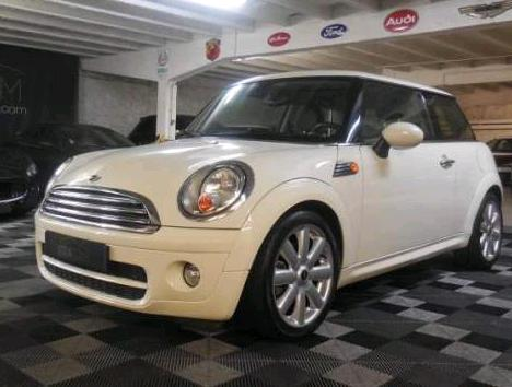 MINI COOPER CHILI PACK D FRENCH REG