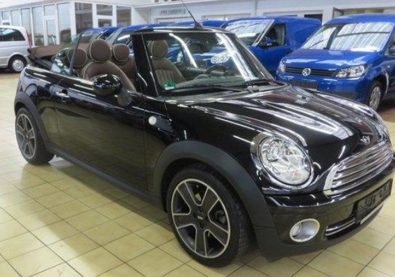 MINI COOPER COOPER CABRIOLET *CHILLI PACK*