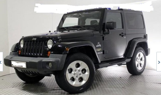 JEEP WRANGLER 2.8 CRD 4X4 SAHARA SPANISH REGISTERED