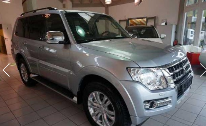 MITSUBISHI PAJERO 3.2 D-ID New Model Instyle Edition 4x4 7 SEATS