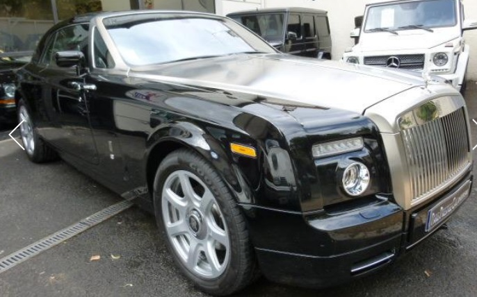 ROLLS ROYCE PHANTOM 6.75L V12 460BHP FRENCH REGISTERED