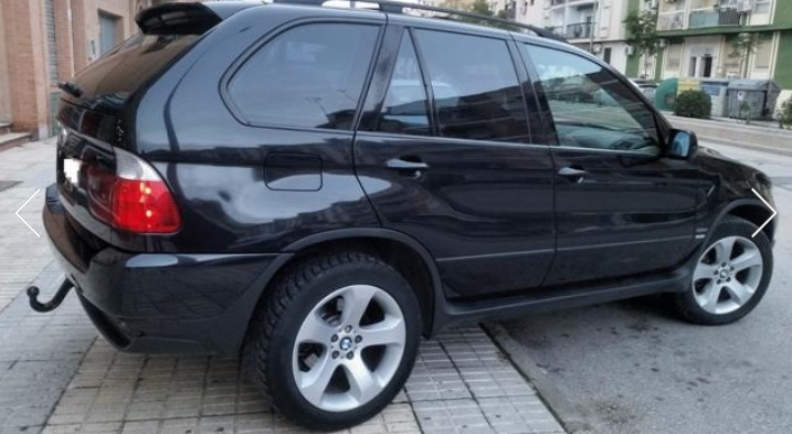 BMW X5 3.0d 4x4 SPANISH REGISTERED