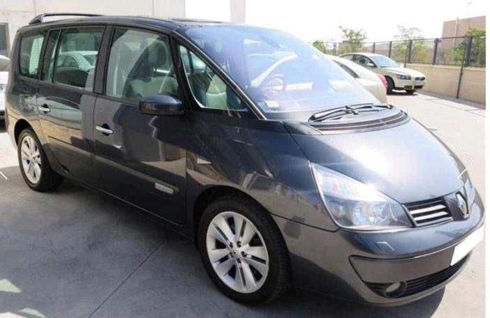 RENAULT GD ESPACE 3.0 dCi iNITIALE  SPANISH REG