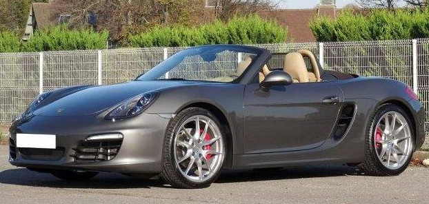 PORSCHE BOXSTER S TYPE 981 III 3.4 315 S PDK (french registered)