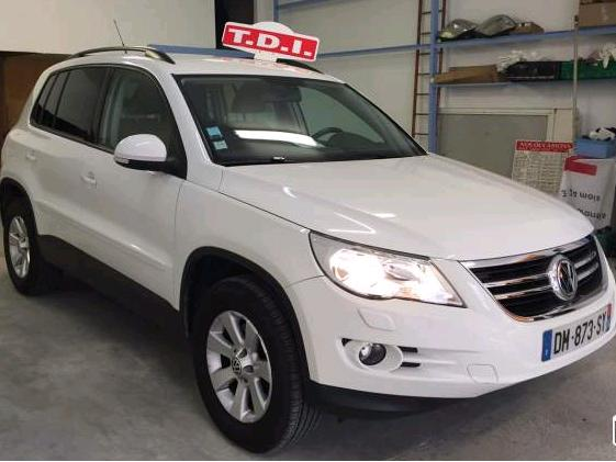 VOLKSWAGEN TIGUAN TDI 140 4MOTION FRENCH
