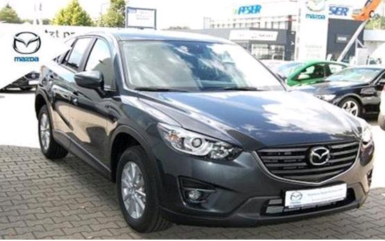 MAZDA CX-5 GS6 CENTER LINE