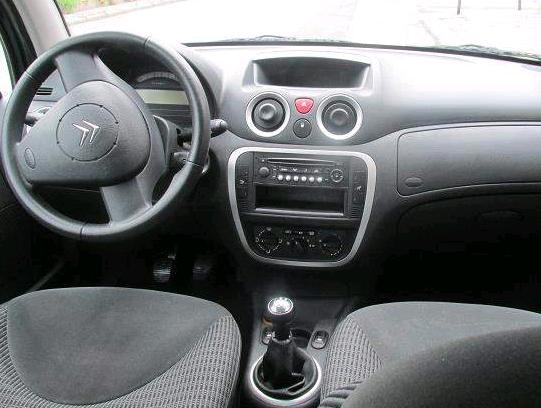 CITROEN C3 (07/2006) - GREY - lieu: