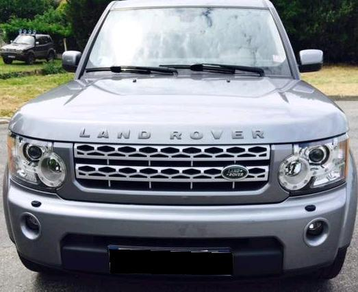 LANDROVER DISCOVERY DISCOVERY SDV6 7 SEATS FRENCE