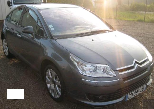 CITROEN C4 HDI EXCLUSIVE FRENCH REG