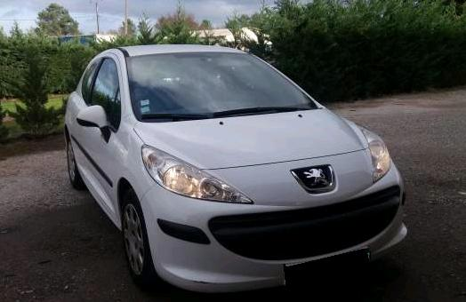 PEUGEOT 207 1.4 HDI FRENCH REG