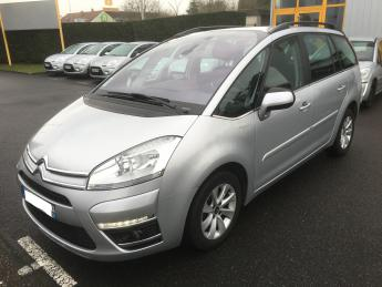 Left hand drive CITROEN C4 GRAND PICASSO 1.6 110 HDI FRENCH REG