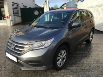 Lhd HONDA CR V (09/2014) - GREY - lieu: