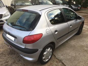 Left hand drive PEUGEOT 206 1.6 XT FRENCH REG