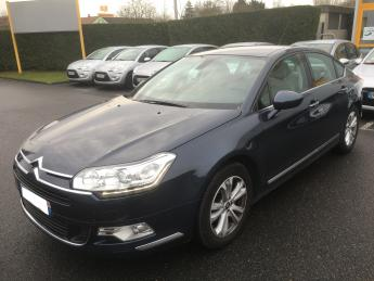 Left hand drive CITROEN C5 2.0 HDI AUTO FRENCH REG
