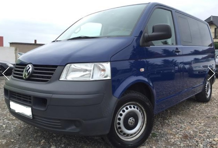VOLKSWAGEN CARAVELLE 1.9 TDI CARAVELLE 9 SEATS