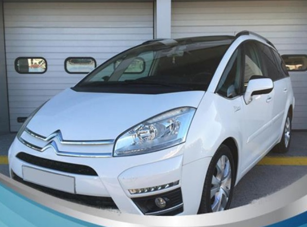 CITROEN C4 GRAND PICASSO 1.6 HDI 110 BHP MILLENIUM EDITION SPANISH REGISTERED