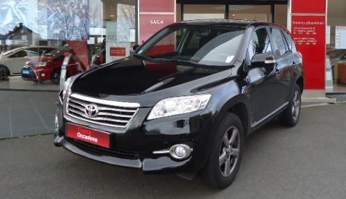 TOYOTA RAV 4 150 D4D FAP LIMITED EDITION 2x4 FRENCH REGISTERED