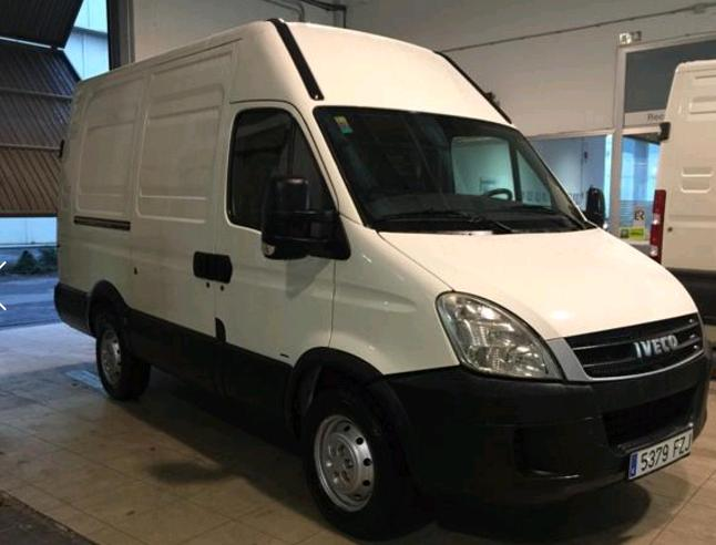 IVECO DAILY (06/2008) - WHITE - lieu: