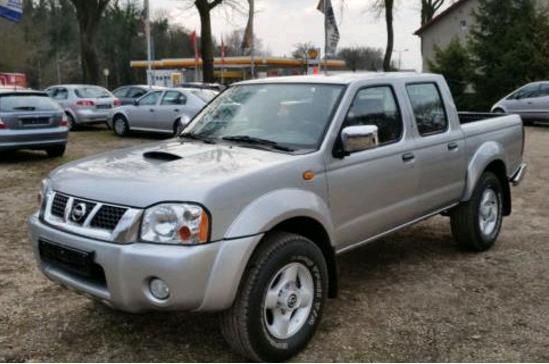 NISSAN NAVARA 2.5 TDI FRENCH