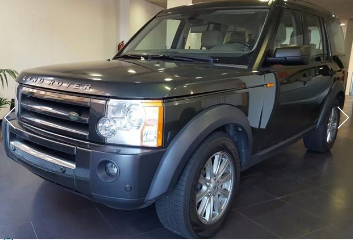 LANDROVER DISCOVERY 2.7 TDV6 HSE 7 SEATS (SPANISH REGISTERED)