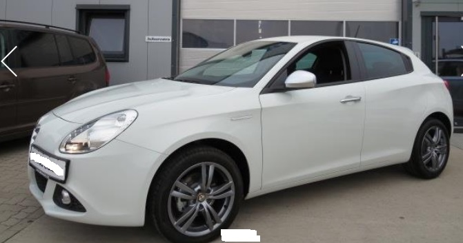 ALFA ROMEO Giulietta 1.4 TB 16V (always arriving in stock)