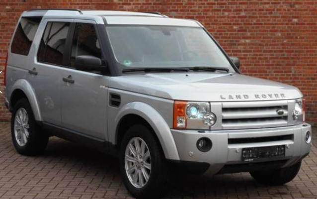 LANDROVER DISCOVERY 2.7 TdV6 HSE