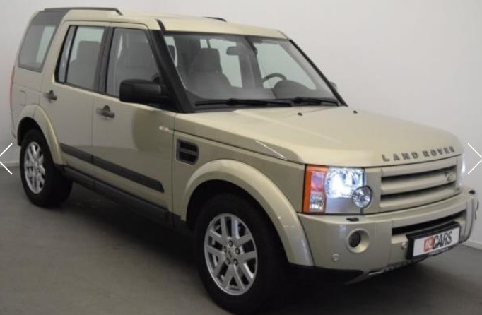 LANDROVER DISCOVERY TD V6