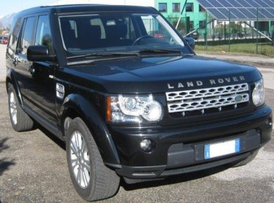 LANDROVER DISCOVERY 3.0 TDV6 SE 7 SEATS