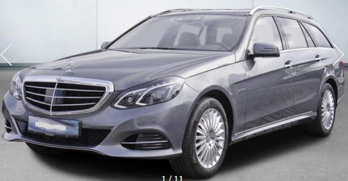 MERCEDES E CLASS E 250 BlueTEC T Elegance Distronic LED ILS