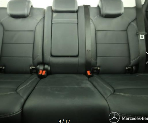 MERCEDES ML CLASS (01/2015) - BLACK METALLIC - lieu: