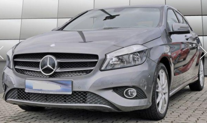 MERCEDES A CLASS 180 CDI BE Style