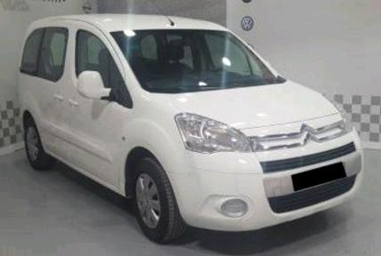 CITROEN BERLINGO 1.6 HDI MULTISPACE SPANISH REG