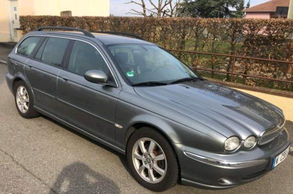 JAGUAR X TYPE 2.2 D FRENCH REG