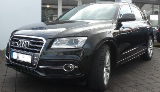 AUDI S5 SQ5 four *Navi-DVD-AHK*