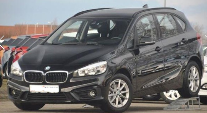 BMW 2 SERIES 216 d Active Tourer