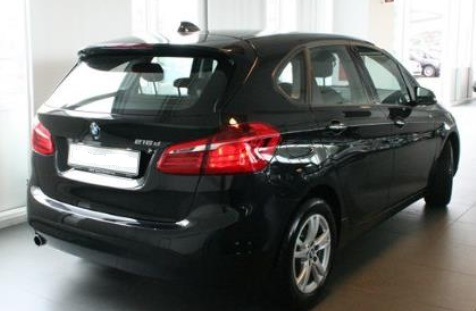 BMW 2 SERIES (02/2015) - BLACK - lieu: