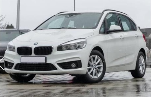 BMW 2 SERIES 216 d Active Tourer Advantage