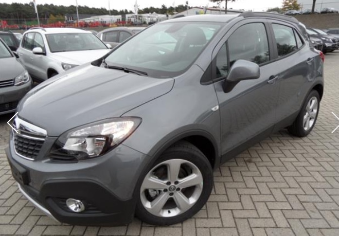 OPEL MOKKA 1.7 CDTI ENJOY