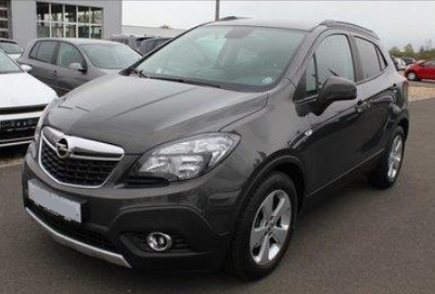 OPEL MOKKA (02/2015) - GREY METALLIC - lieu: