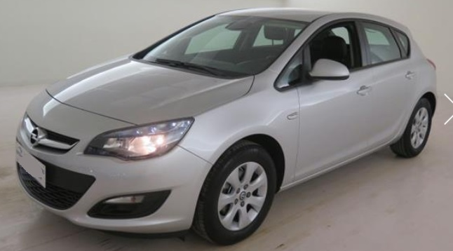 OPEL ASTRA 1.6 CDTi ecoFLEX Ultimate Edition