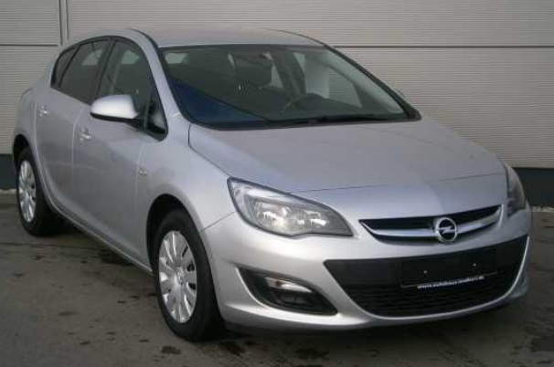 OPEL ASTRA Edition 5-tg