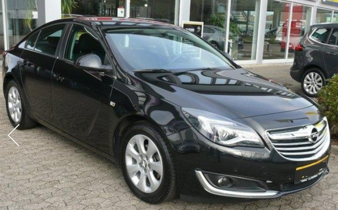 OPEL INSIGNIA 2.0 CDTI 5- door Edition