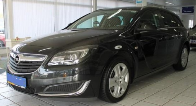 OPEL INSIGNIA 2.0 CDTI DPF ST Business Edition