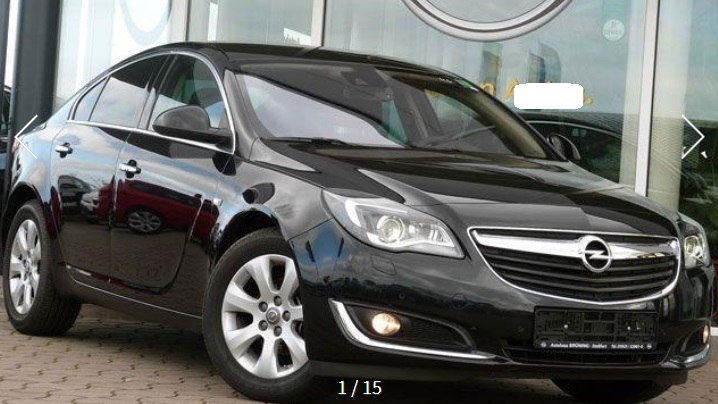 OPEL INSIGNIA 1.4 Turbo S/S Innovation