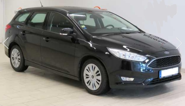 FORD FOCUS Turnier 1.5 TDCi