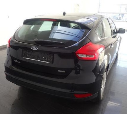 Left hand drive FORD FOCUS 1.0 EcoBoost