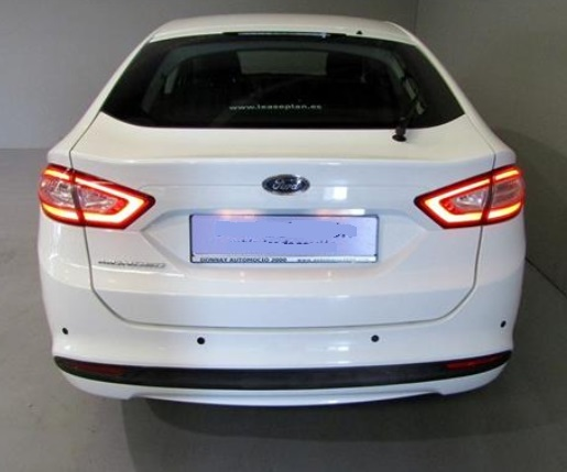 Left hand drive FORD MONDEO 2.0TDCI Trend 150